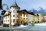 Berchtesgaden - historické centrum